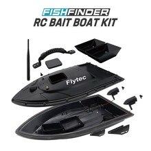 Flytec 2011-5 Generation Fishing Bait Rc Boat Kit Without Ci