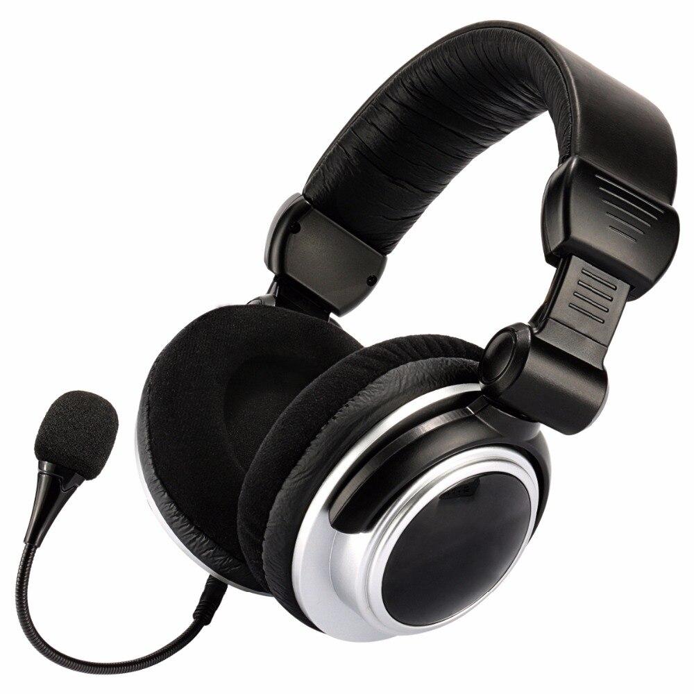 Badasheng BDS-933S Réel 5.1 Canaux Surround Sound Super Fantastique Audio PC Gaming Headset Pour Audiophile Antibruit