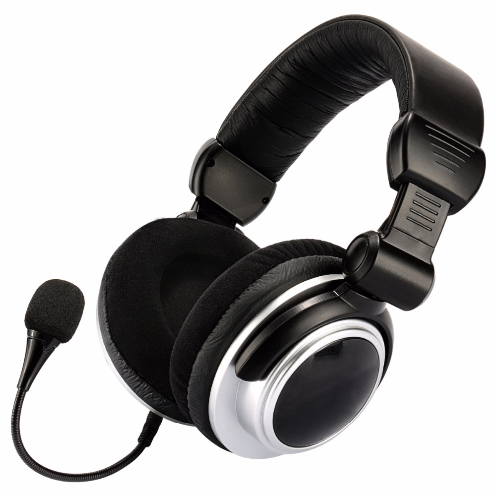 Badasheng BDS-933S Real 5.1-kanals surroundlyd Super Fantastisk Audio PC Gaming Headset For Audiophile Noise Canceling