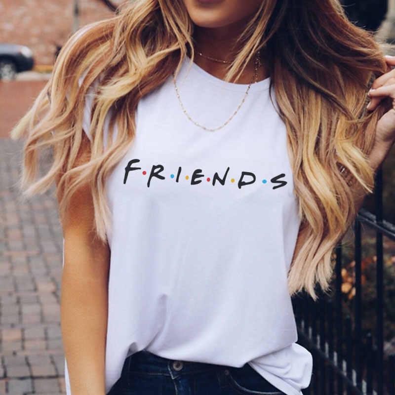 夏の女性のヴォーグカジュアルおかしい Tシャツ原宿白ティーバッグプリント Tシャツ半袖 Tシャツストリート服女性