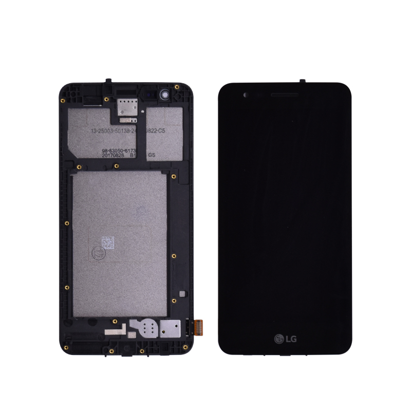 ORIGINAL pour LG K4 2017X230 LCD écran tactile numériseur avec assemblage de cadre ou LCD pas de cadre pour K4 2017X230 livraison gratuite