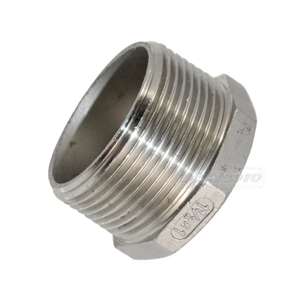 Quot male female dn to reducer bushing bspt