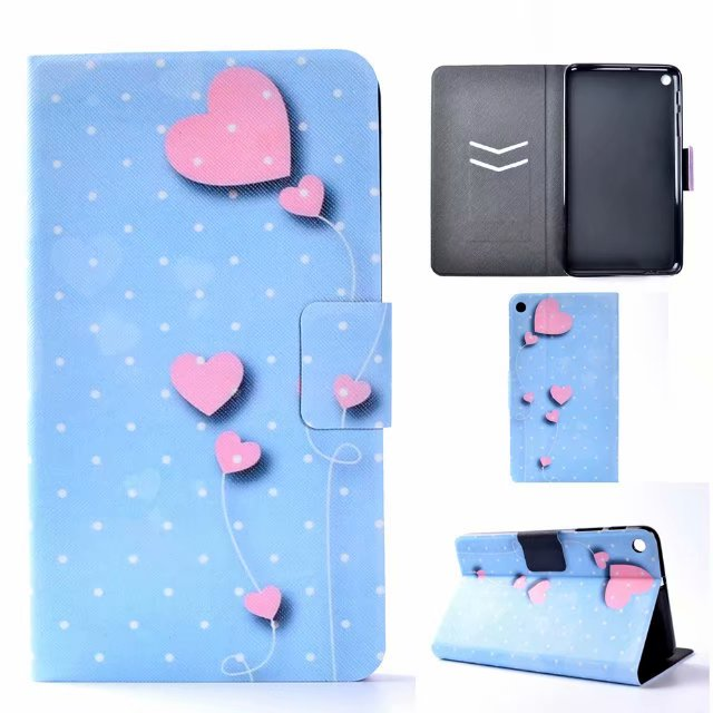 Magnetic Case For Huawei T1 7.0 T1-701U Silicone PU Leather Cover For Huawei Mediapad T1 7.0 T1-701U Tablet Stand Shell +Pen