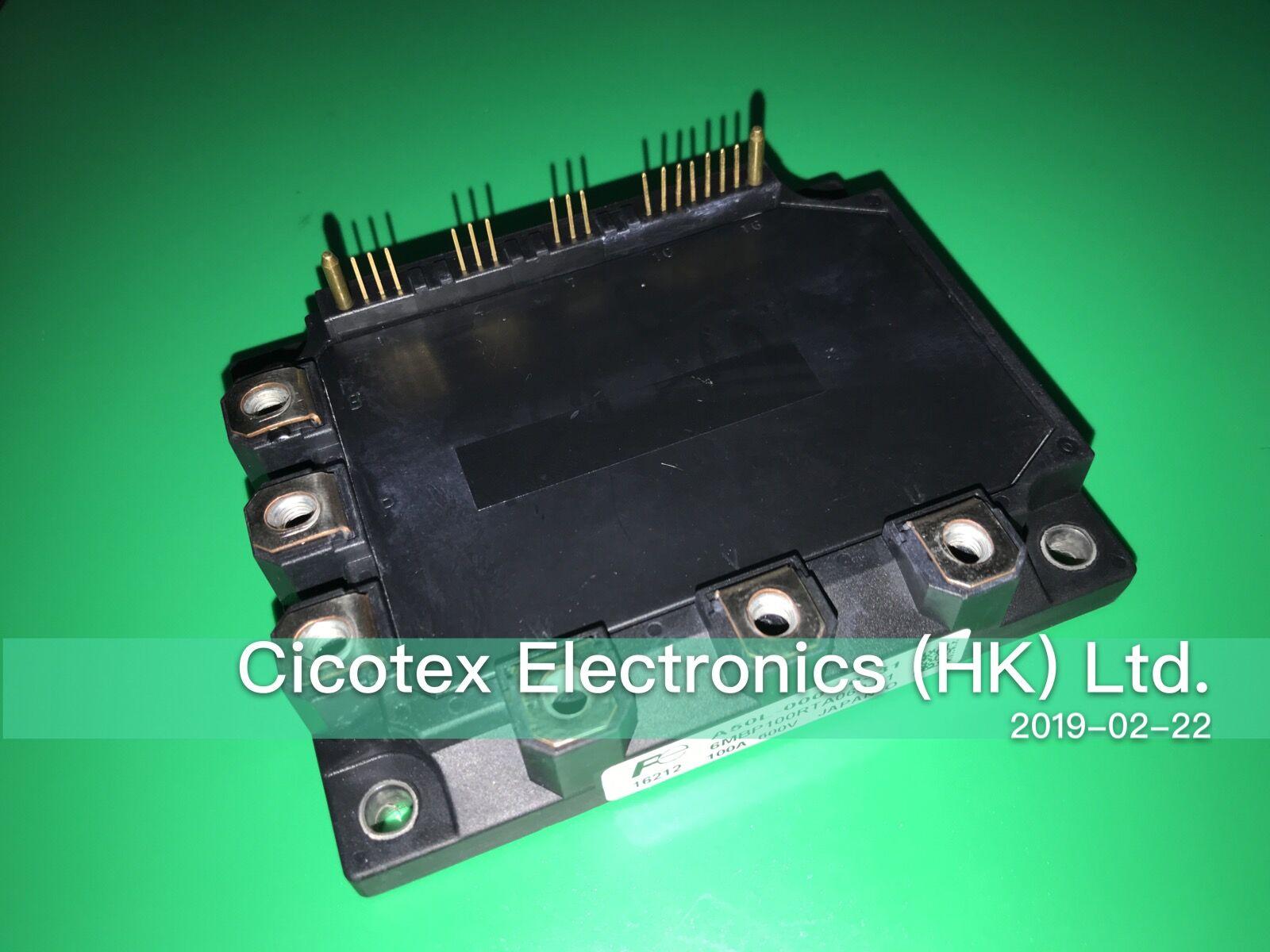6MBP100RTA060-01 A50L-0001-0331 MODULE IGBT IPM-R3 100A 600V 6MBP100RTA-060-016MBP100RTA060-01 A50L-0001-0331 MODULE IGBT IPM-R3 100A 600V 6MBP100RTA-060-01