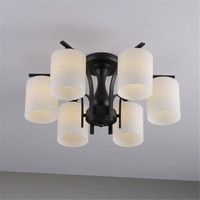 Modern Led Chandelier Surface Mounted Ceiling Lamp E27 Luminarias For Dinning Room Bedroom Indoor Lighting