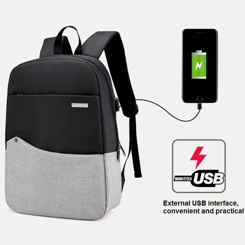 Men Laptop Backpack Bag Women USB Design Backpacks Man School Bags Mochila Masculina Girls Schoolbag Male Back pack Rucksack