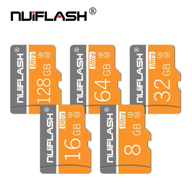 Высокоскоростные карты памяти microsd 4 ГБ 8 ГБ 16 ГБ 32 ГБ 64 ГБ cartao de memoria class 10 micro sd карта TF для бесплатного адаптера подарок