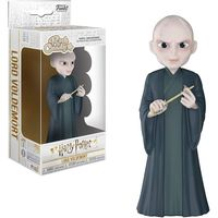 Official Funko Rock Candy Harry Potter Lord Voldemort Vinyl Action Figure Collectible Model Toy with Original Box