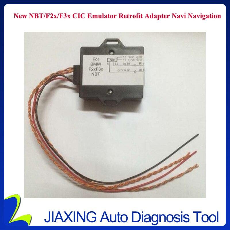 Prix pour Nouveau Émulateur ALL NBT/F2x/F3x CIC Émulateur Rénovation Adaptateur Navi Navigation Activation NBT Emulator Livraison Gratuite