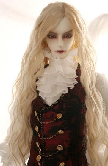 FULL SET Top qualité 1/3 mâle bjd 70cm largeGluino Vampire - Poupées et accessoires - Photo 3