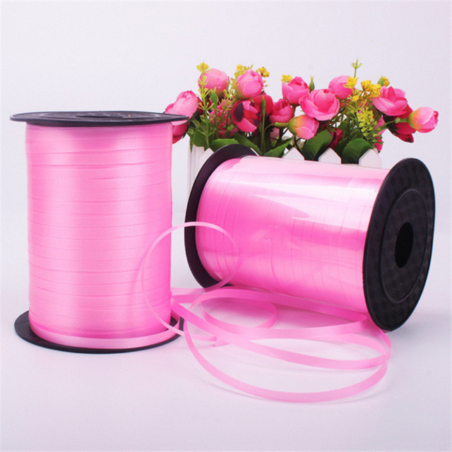 Online shop 250 yards colorful diy balloon ribbon plastic roll 250 yards colorful diy balloon ribbon plastic roll birthday party wedding decoration curling balloon ribbon accessories supplies junglespirit Images