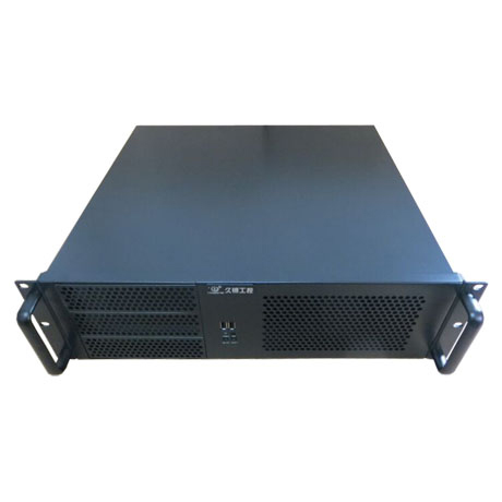 computer case 3U chassis ultra-short industrial control server monitoring chassis large board mac pro chassis xps