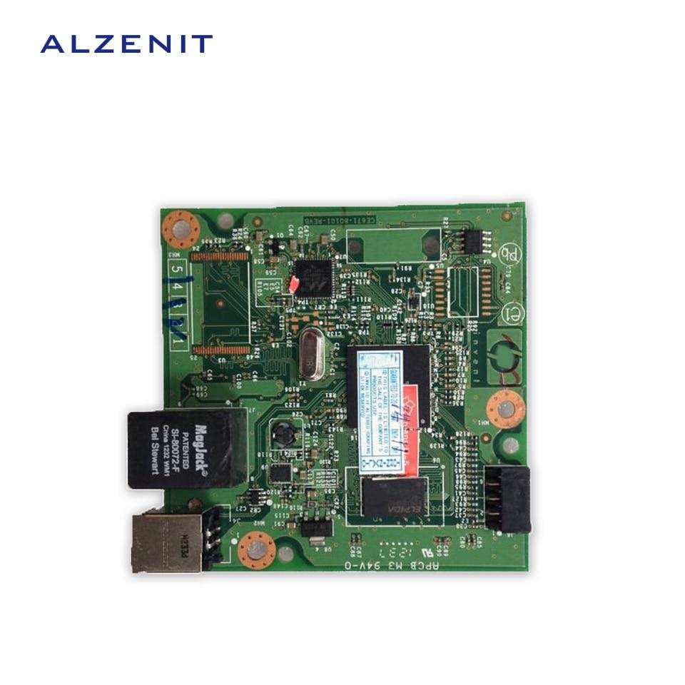 ALZENIT For HP 1606 P1606DN HP1606 Original Used Formatter Board RM1-7623-000CN RM1-7623 Laserjet Priter Parts On Sale