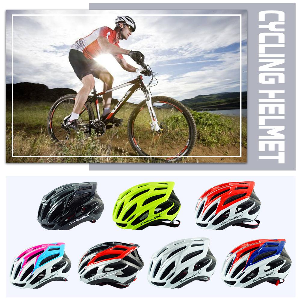 a644d42df Bicycle Helmet MTB Bike Mountain Road Bicycle Casco Ciclismo Capacete Prevail  Women Men Cycling Helmet -in Bicycle Helmet from Sports   Entertainment on  ...