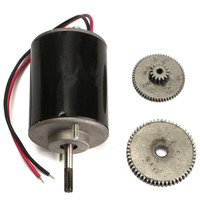 36W DC 12V 24V Small Wind For Turbine Generators Permanent Magnet Motor With Gear 108mm/4.3 inch Popular