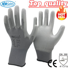 PU gloves for Light industry many color option