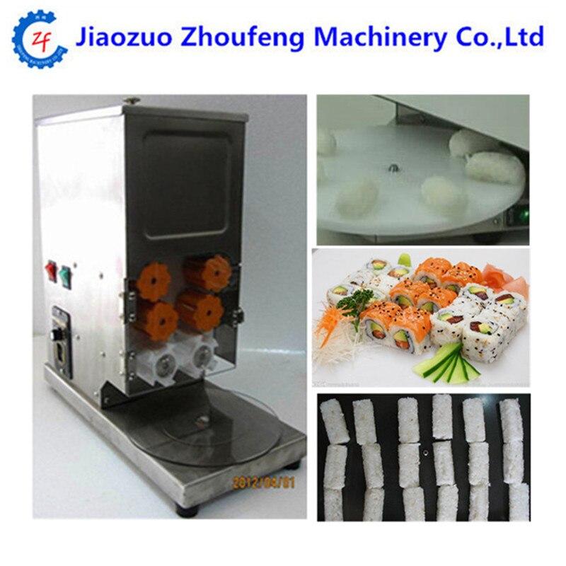 Factory price sushi rice balls making machine nigiri sushi maker roller
