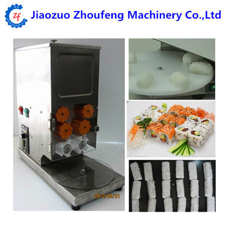 Factory price sushi rice balls making machine nigiri sushi maker roller sun sushi
