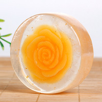 Thailand Handmade Soap Skin Care Sabonete Blackhead Remover Acne Treatment Anti Wrinkle Face Care Whitening Soap