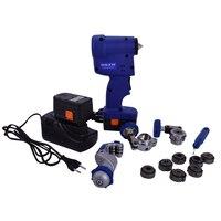 Беспроводной Электрический сжигание Tool Kit CT E800AL с Скребки труборез запасных батарея сталь бар для 3/4 '~ 1/4 (6 мм мм 19 мм)