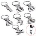 Zinc Alloy Metal Car Logo Chaveiro Keychain Key Chain Key Ring Keyring For BMW 1 3 5 6 7 8 X Key Holder