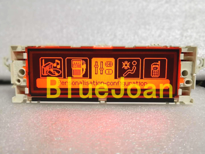 C3 407 C4 ect! RÉPARATION LCD 6 PIN MULTIFONCTION  PEUGEOT CITROEN 307