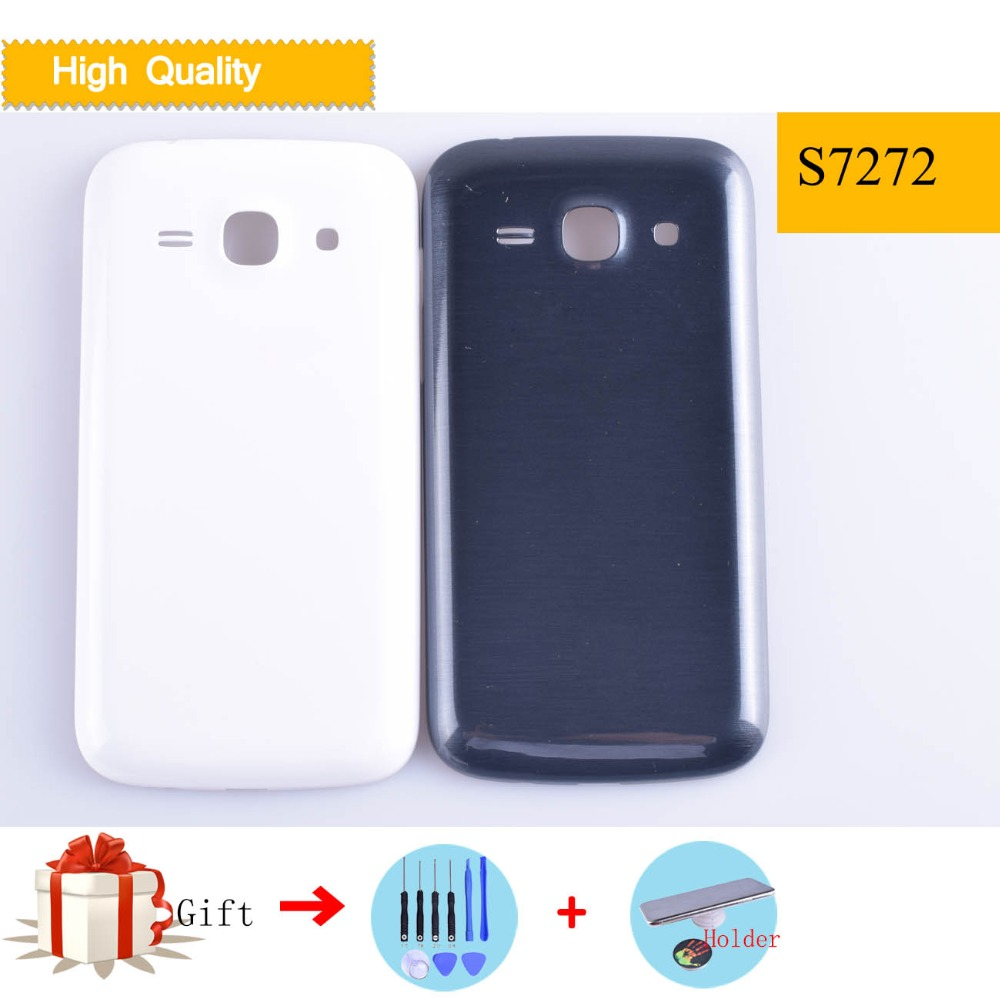 For Samsung Galaxy Ace 3 S7270 7270 S7272 7272 S7275 S7275R Housing Battery Cover Back Cover Case Rear Door Chassis Replacement