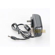Adaptateur d'alimentation cc12v 2A, prise standard AU, entrée 100-240V, sortie DC12V 2000mA, 5.5mm, jack DC, CCTV