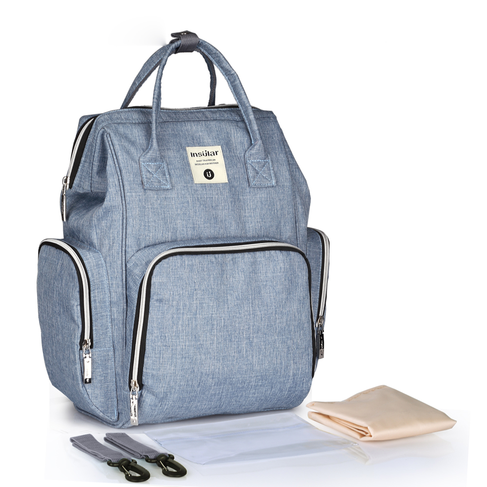 Fashion hot sale baby kid diaper bags backpack waterproof diaper bag messenger bags with zipper beautiful mummy bag KL77166 2018 fashion hot sale baby kid diaper bags backpack waterproof diaper bag messenger bags with zipper beautiful mummy bag kl77144