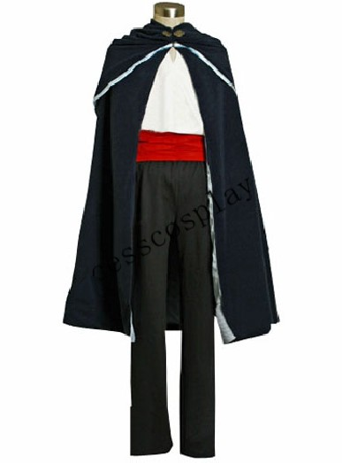 Free shipping Custom Made The Little Mermaid Prince Eric Cosplay Costume Suit Uniform Adult Men