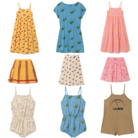 Children S Dresses For Girls Clothing 2018 Bobo Choses Costumes Kids Summer Princess Party Dress Baby