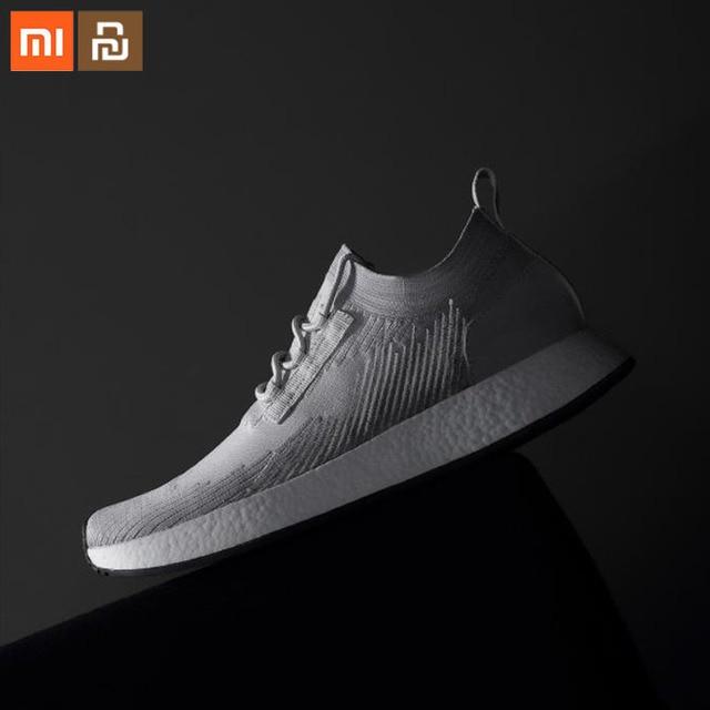 xiaomi youpin Uleemark men's flying woven sneakers E-TPU soles flying woven woven upper breath non-slip sports men's shoes Smart