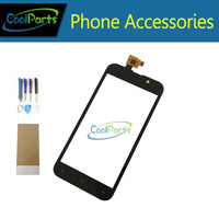 HIgh Quality Black Color For Qumo Altair 71 Tablet Touch Screen Digitizer Touch Panel Glass 1PC