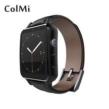 Colmi smart watch vs28 unterstützung kamera video arc ips legierung uhr herzfrequenz verbinden iphone android-handy bluetooth smartwatch