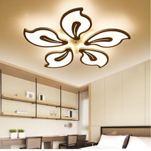 New modern LED lamps for living room bedroom dining acrylic iron body Home interior lamp