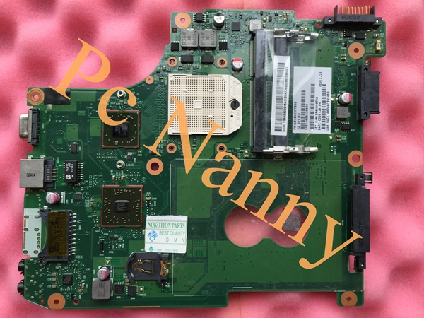 V000238020 6050A2357601-MB-A02 Laptop Motherboard for Toshiba C645 C645D series system board socket s1 ddr3 test before shipment
