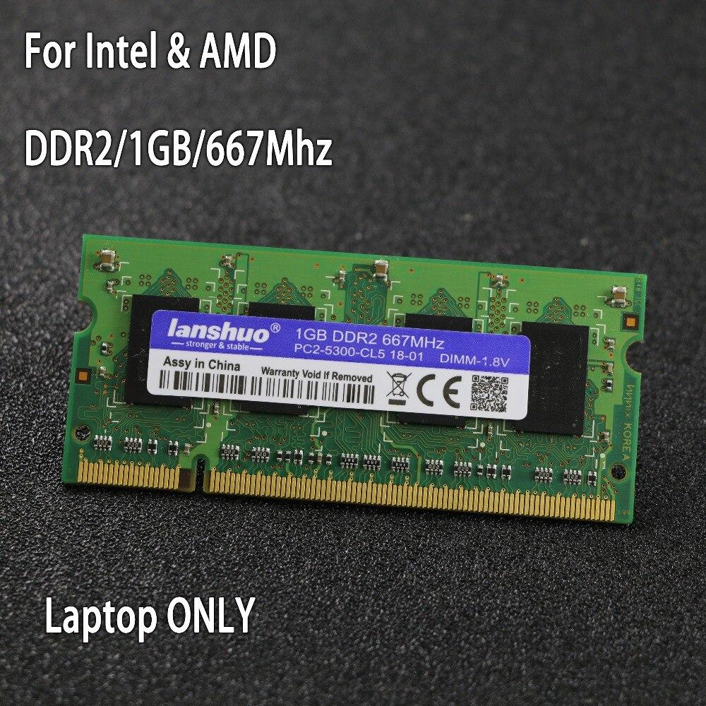 2X4GB MEMORY 512X64 PC2-5300 667MHZ 1.8V DDR2 200 PIN SO DIMM 8GB