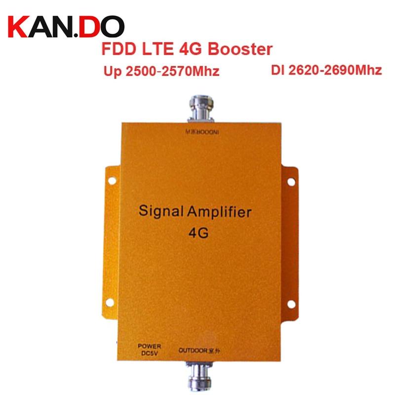 Banda de repetare 4G 7 Booster de 55 dbi LTE repetor FDD LTE Booster - Accesorii și piese pentru telefoane mobile