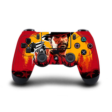 3 Pcs – Red Dead Redemption II PS4 Controller Skin Sticker Vinly