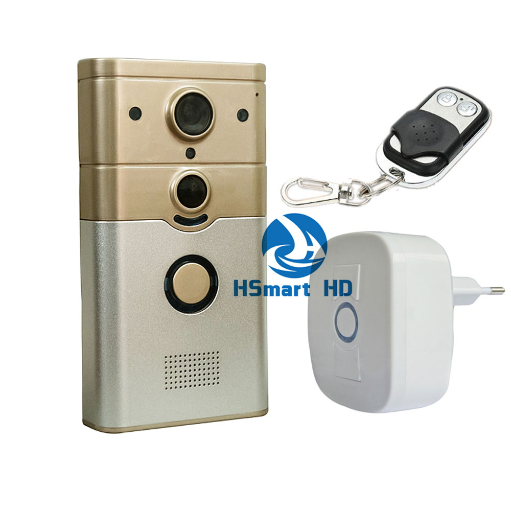 720P IP Wireless bell Camera WiFi Video Door Phone IR Night Vision 3G/4G PIR Video Door Bell Phone Doorphone Motion Detection-in Video Intercom from ...  sc 1 st  AliExpress.com & 720P IP Wireless bell Camera WiFi Video Door Phone IR Night Vision ... pezcame.com