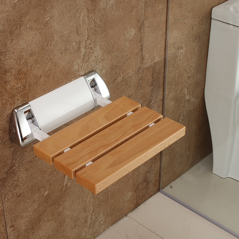 K8 Folding Bath Shower Seat Wall Mounted Relaxation Shower Chair ...