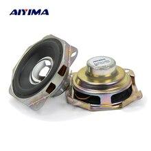 AIYIMA 2 шт аудио динамик s 2,75 дюймов 4 Ом 15 Вт высокий угол Сильный магнитный DIY динамик