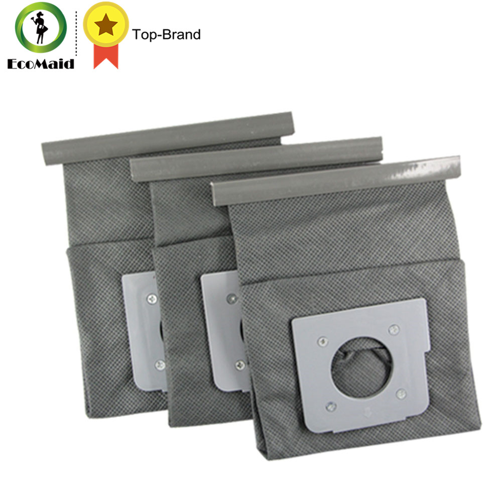 Dustbag Rubbish Bag Filter for LG Vacuum Cleaner V-2810B V-2800RY Vacuum Bag Part for Replacem Reusable Dustbag Accessory 10pcs