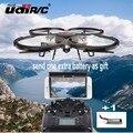 WIFI FPV RC Drone Drone Udi versión Actualizada U919A Remoto Drone Quadcopter 6 Ejes de Control Wifi FPV Cámara HD Con Extra batería
