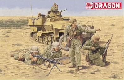 Dragon 1 35 6389 Africa Korps Panzergrenadier El Alamein 1942