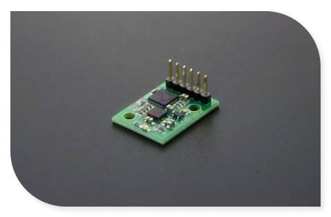 ФОТО new DFRObot CMPS11-Tilt Compensated Magnetic electronic Compass Module / board for Arduino
