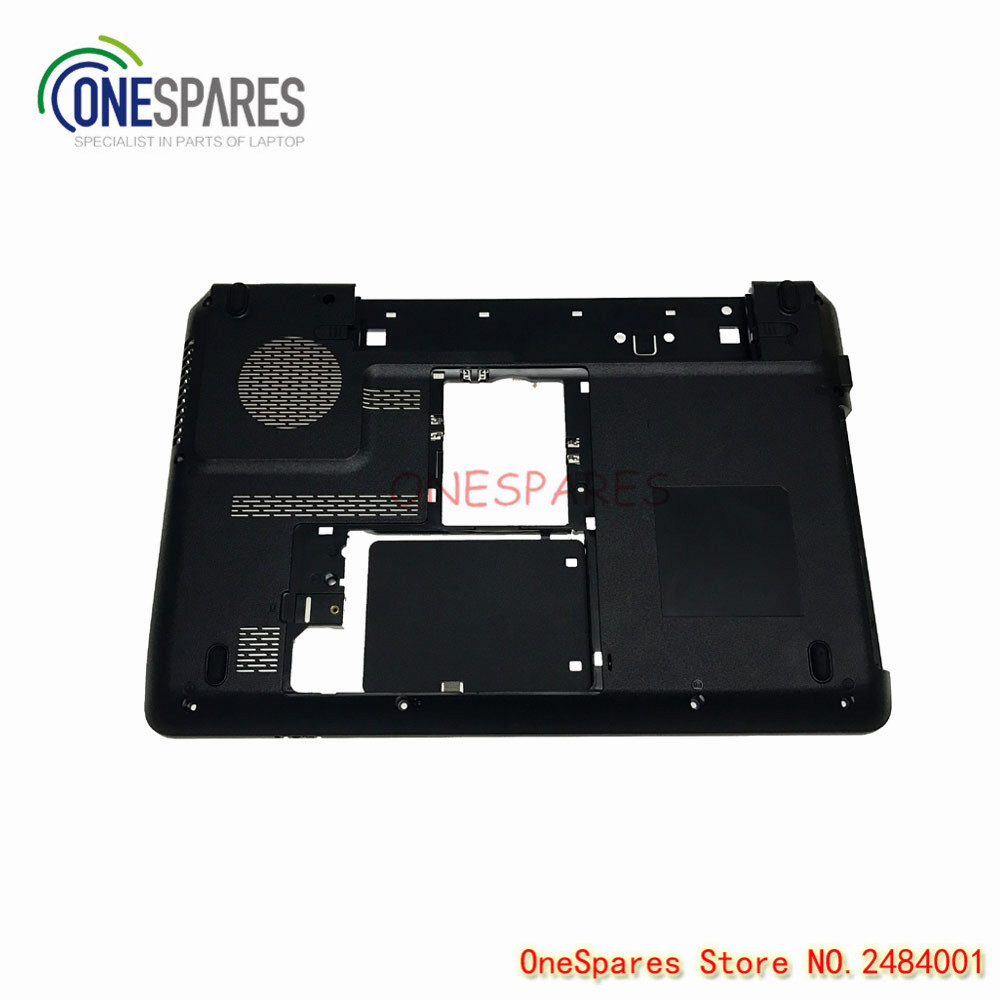NEW Laptop Base Bottom Case D Cover For TOSHIBA C640 C645 Lower without B0684502I10 new laptop base bottom case d cover for hp cq43 430 431 cq435 cq436 bottom base lower case without 646660 001 1a22knm0060