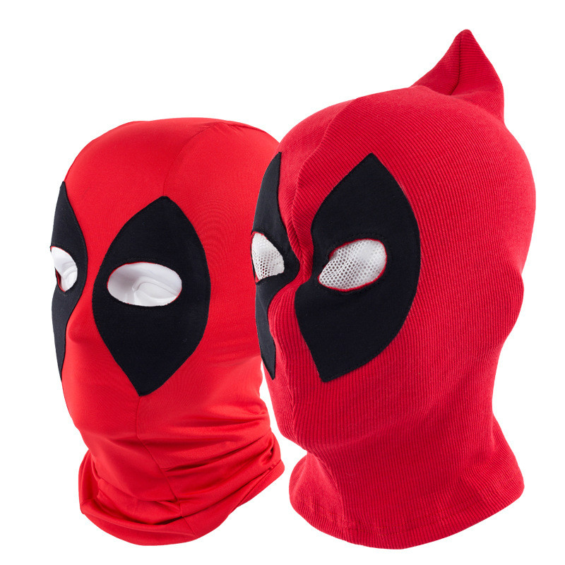 Buy deadpool mask hat and get free shipping on AliExpress.com a3a3bc701dc0