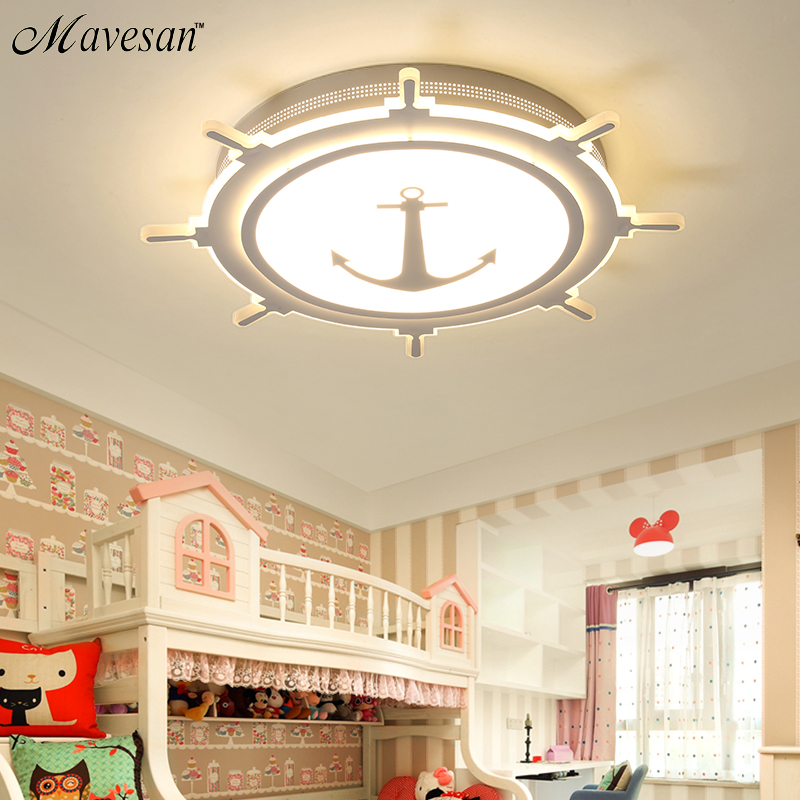2017 new acrylic LED Ceiling Lights with remote for baby Room study room Ultrathin ceiling lamp lamparas de techo abajur noosion modern led ceiling lamp for bedroom room black and white color with crystal plafon techo iluminacion lustre de plafond