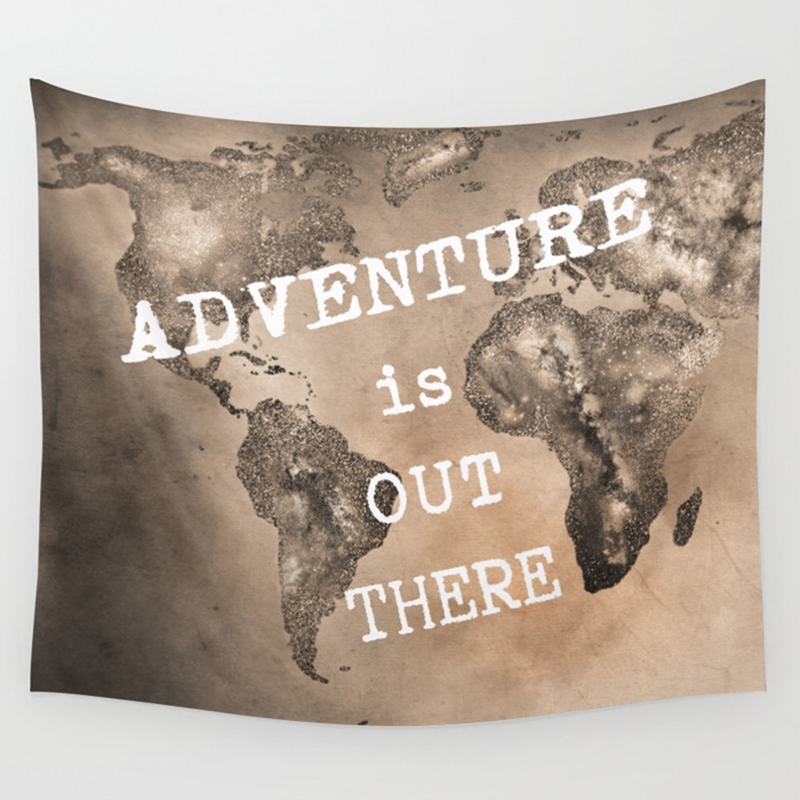 Adventure Awaits Tapestries 2
